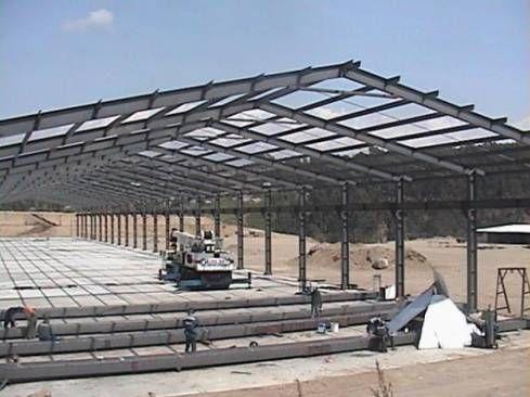 Clasificacion De Las Estructuras Metalicas