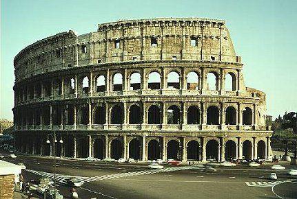 Historia Del Coliseo Romano