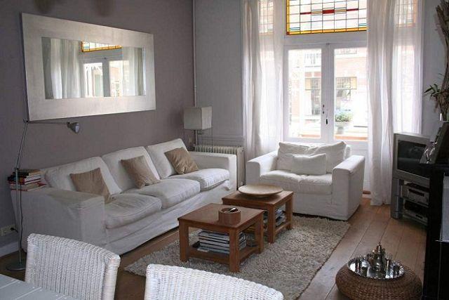 Como aprovechar la luz natural for Como decorar un departamento chico con poca plata