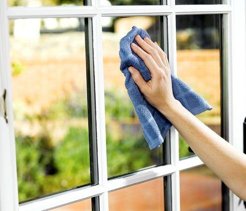 Como hacer la limpieza de la casa
