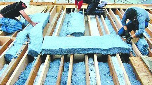 Construccion de edificios con materiales aislantes - Materiales de construccion aislantes ...