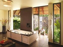 Cuartos de baño lujosos