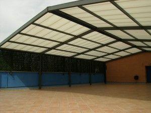 Cubiertas para techos