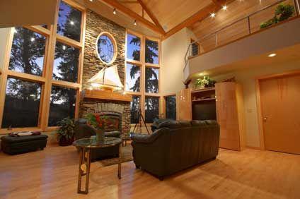 Decoracion en madera para viviendas
