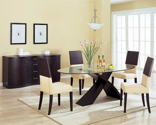 decorar salas comedor. Black Bedroom Furniture Sets. Home Design Ideas