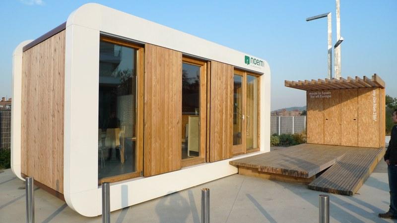 Diseño de casas pasivas