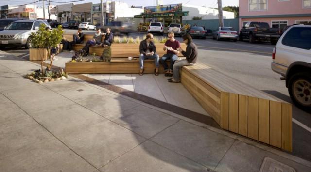 Diseño de espacios públicos
