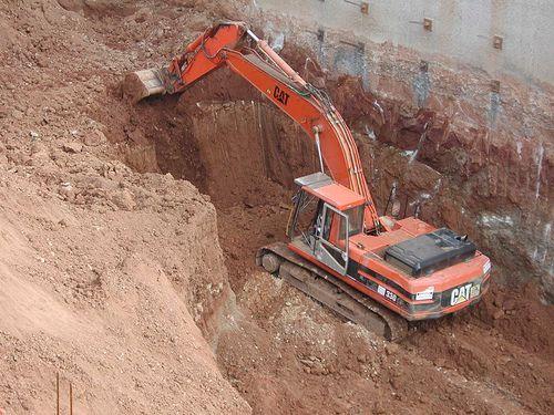 Excavaciones estructurales - Material de construccion segunda mano ...