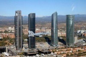 Fotos de rascacielos en Madrid