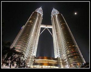 Historia de la Torres Petronas