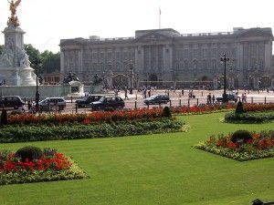 Historia del palacio de Buckingham