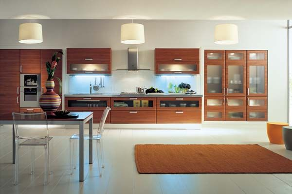Ideas para cocinas modernas for Placares cocina