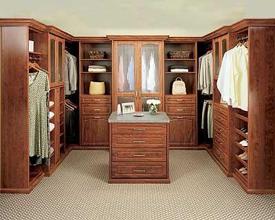 Instalacion de closets for Modelos de closets para dormitorios