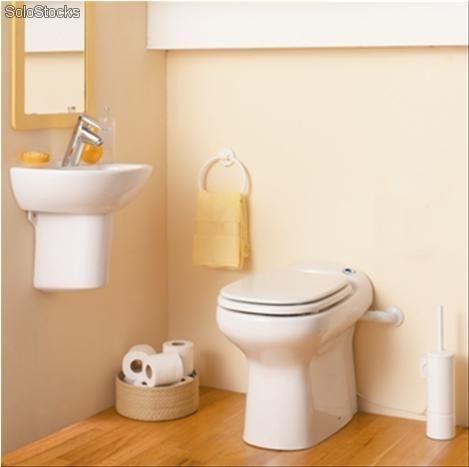 Lavamanos e inodoros - Inodoro y lavabo en uno ...