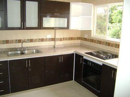 Mobiliarios modulares para cocinas