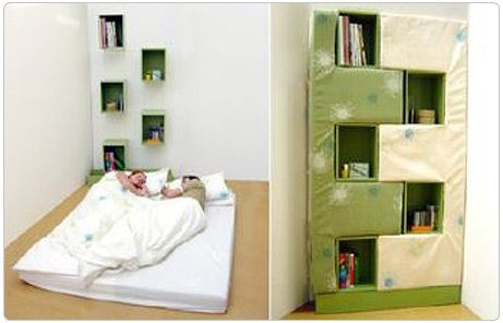 Muebles para espacios peque os for Muebles para apartamentos pequenos