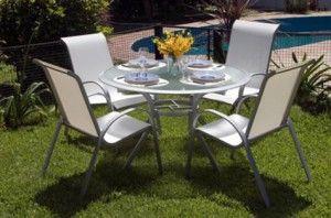Muebles para jardines y exteriores