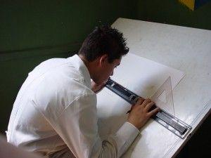 Normas para el dibujo arquitectonico
