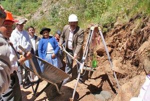 Obras por administracion directa de proyectos de construccion