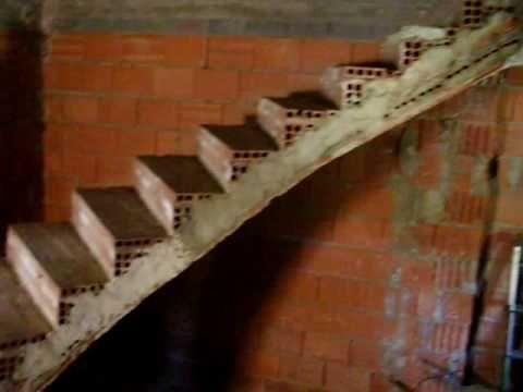 Pasos para construir una escalera for Como hacer gradas