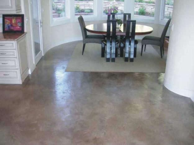 Pisos de cemento for Piso de concreto pulido