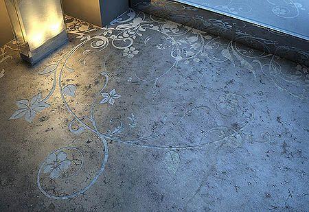 Pisos de concreto y hormigon for Hormigon pulido blanco