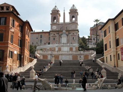 Plaza De Espa 241 A Roma