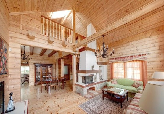 Reformar casas de madera - Decoracion casa de madera ...