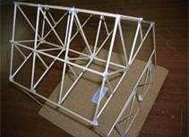 Reforzamiento De Edificios De Estructura Metalica Tipo Piramide