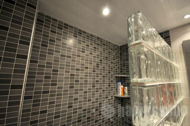 Revestimientos para cuartos de ba o - Revestimiento para bano ...
