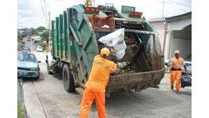 Sistema de disposicion de basura
