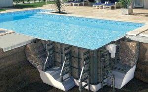 Sistemas constructivos de piscinas