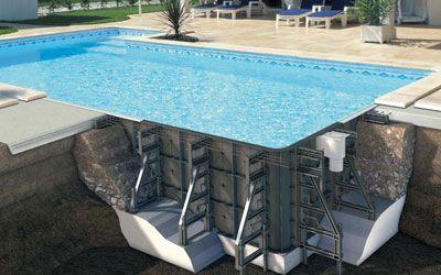 Sistemas constructivos de piscinas Construccion de piscinas economicas