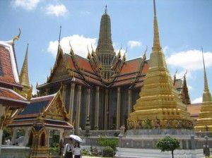 Templo del Buda Esmeralda - Tailandia
