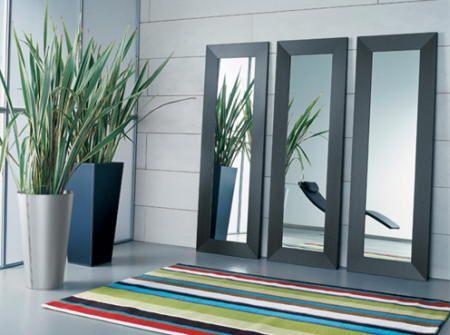 Instalacion de vidrios y espejos for Ideas para hacer espejos decorativos