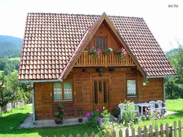 Casas y viviendas de madera - Casas de madera bonitas ...