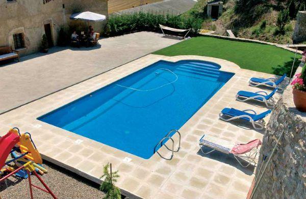 Dise o y construccion de albercas y piscinas for Construccion de piscinas temperadas