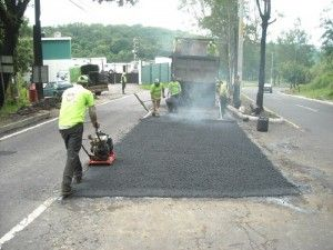 Tipos de carpetas asfalticas