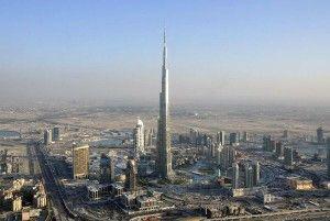 Torre de Dubai - Construccion mas alta del mundo