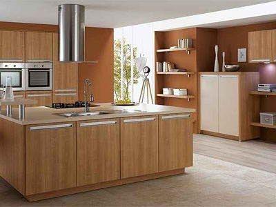 Arreglar los muebles de la cocina - Ideas para amueblar una cocina ...