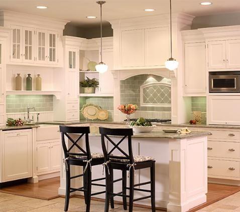 Dise ar una cocina hermosa - Como disenar mi cocina ...