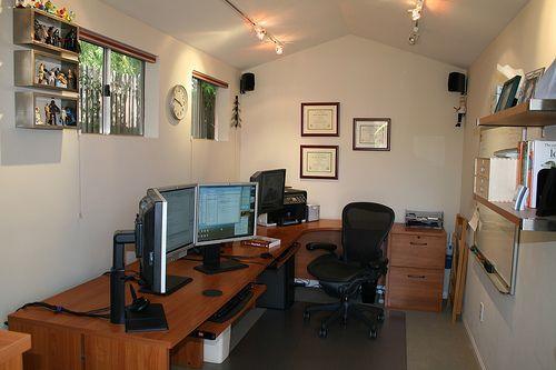 Instalar una oficina en casa for Caja de cataluna oficinas