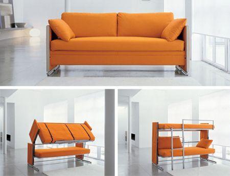 Muebles para espacios peque os for Muebles de sala espacios pequenos