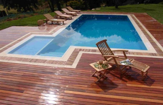 Mantenimiento albercas for Piscinas de cemento construccion