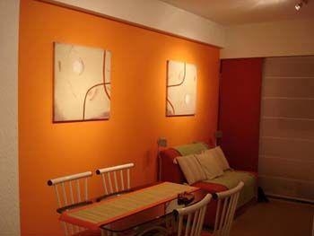 Cuadros para la sala de su casa o apartamento for Pintura para apartamentos modernos