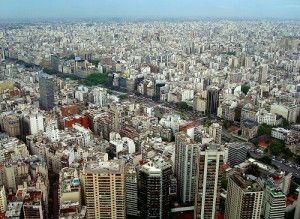 Aglomeraciones urbanas