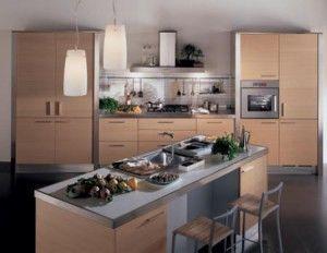 Almacenamiento funcional en la cocina