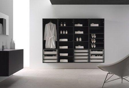 Ba os minimalistas for Departamentos decorados estilo minimalista