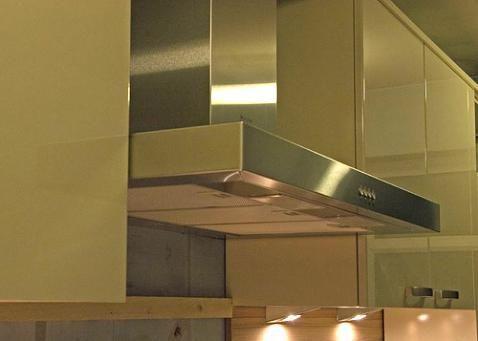 Como instalar una campana extractora en la cocina - Campanas extractoras economicas ...