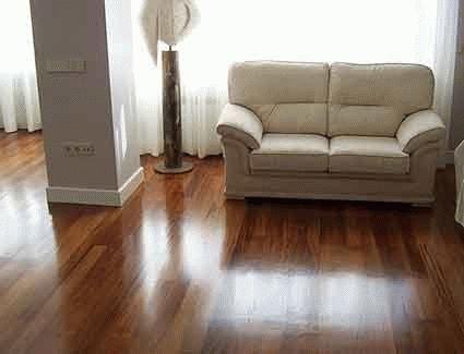 Clases de madera para pisos for Tipos de pisos de madera